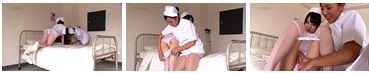 看護婦パンチラ画像