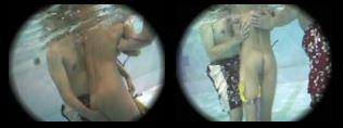 水中盗撮画像